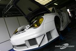 La toute nouvelle Porsche 911 GT3 RSR