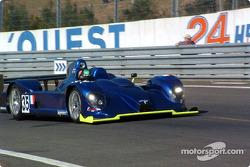 La Courage JPX n°35 d'Epsilon Sport (Renaud Derlot, Gunnar Jeannette)