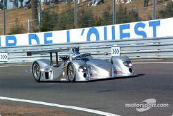La Dallara Judd n°7 de Spinnaker Clandesteam (Riccardo Agusta, Almo Coppelli, Sylvain Boulay)