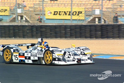 La Dome Judd S101 n°15 de Racing for Holland (Jan Lammers, Chris Dyson)