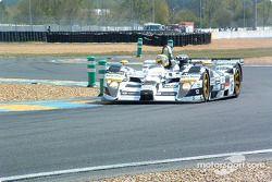 #16 Racing for Holland Dome Judd S101: Tom Coronel, Justin Wilson
