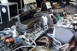 Le moteur de la Dome Judd S101 de Racing for Holland