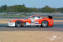 Les pilotes de la n°62 du Barron Connor Racing : Mike Hezemans, Ange Barde et Jean-Denis Deletraz