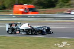 La Lister Storm n°20 du Lister Racing (John Nielsen, Casper Elgaard)
