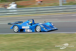 La Lola Judd n°32 du Intersport Racing (Clint Field, William Binnie, Rick Sutherland)