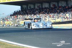La Lola Judd n°4 du Taurus Sports Racing (Christian Vann, Benjamin Leuenberger)