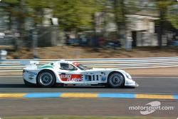 La Panoz Elan n°11 de Panoz Motor Sports (Jean-Luc Blanchemain, Roland Berville, Patrick Bourdais)