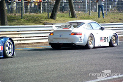 #81 The Racers Group Porsche 911 GT3 RSR: Lars Erik Nielsen, Ian Donaldson, Gregor Fisken