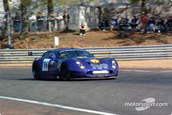 La TVR Tuscan 400R n°96 du Chamberlain - Synergy Motorsport (Nigel Greensall)