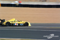 La WR Peugeot n°24 de Rachel Welter (Olivier Porta, Yojiro Terada, Patrice Roussel)