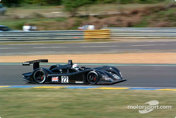 La Zytek n°22 de Zytek Engineering (Andy Wallace, David Brabham)
