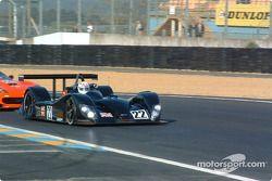 La Zytek n°22 de Zytek Engineering (Andy Wallace, David Brabham)