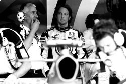 Geoff Willis ve Jenson Button