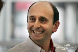 Le directeur technique moteur de Toyota Luca Marmorini