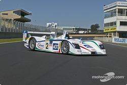 L'Audi R8 n°2 du Champion Racing