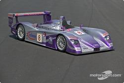 L'Audi R8 n°8 d'Audi Sport UK Team Veloqx