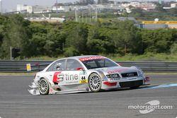 Emanuele Pirro, Team Joest, Audi A4 DTM 2004