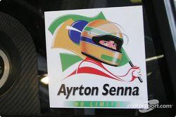 Ronda de Estoril está dedicada a la memoria de Ayrton Senna