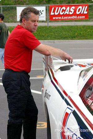 Fred Hahn s'est qualifié en pole en Pro Mod