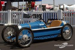 Non, ce n'est pas une Bugatti !