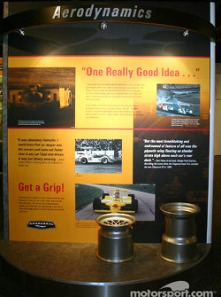 Aerodynamics exhibit