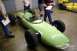 Une Lotus de Formule 1