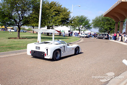 Chaparral 2F in front of the Museum