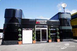 The new Minardi hospitality