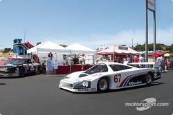 La Mazda Lola des 24h du Mans 1984