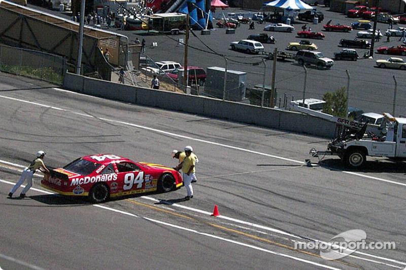 L'ancienne NASCAR de Bill Elliott semble nécessiter un retour aux stands