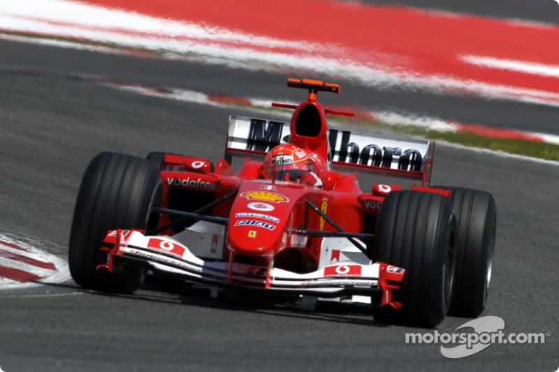 2004 İspanya GP