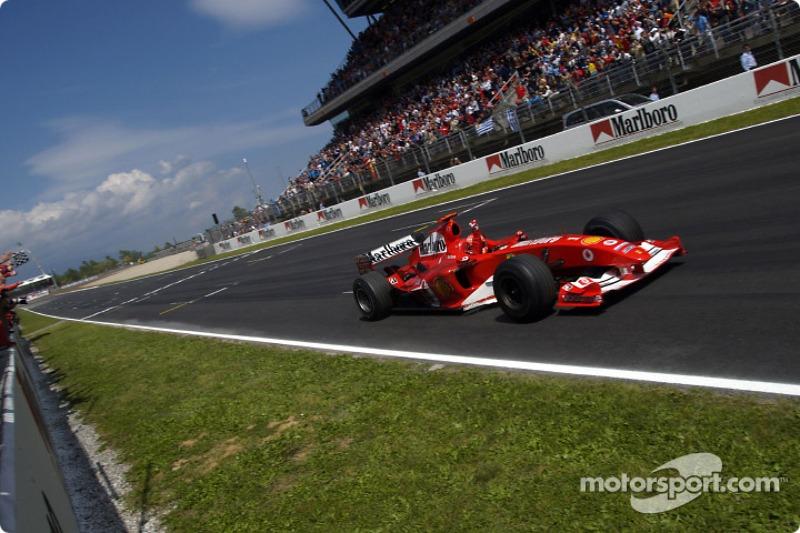 Gran Premio de España 2004