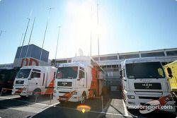 Toyota transporters