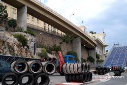 Hazırlıklar, Grand Prix