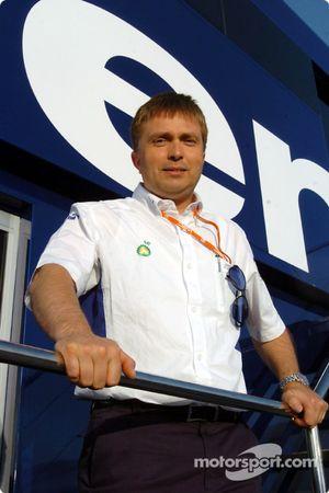 Le directeur de Ford Jost Capito