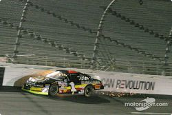 Jamie McMurray goes into the wall