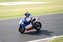 Neil Hodgson, D'Antin Ducati
