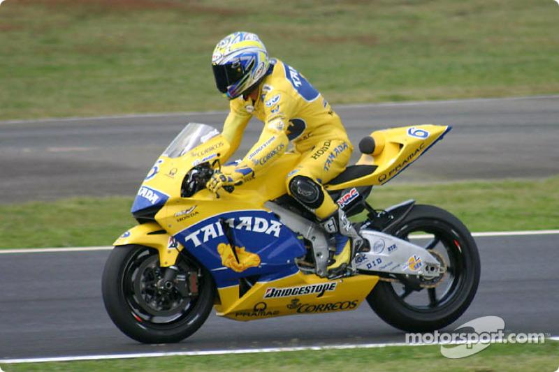 Makoto Tamada - Pons Honda (2004)