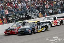 Kelly Sutton, Terry Cook et Carl Edwards