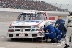 Pit stop for Geoffrey Bodine