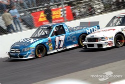 David Reutimann et Carl Edwards