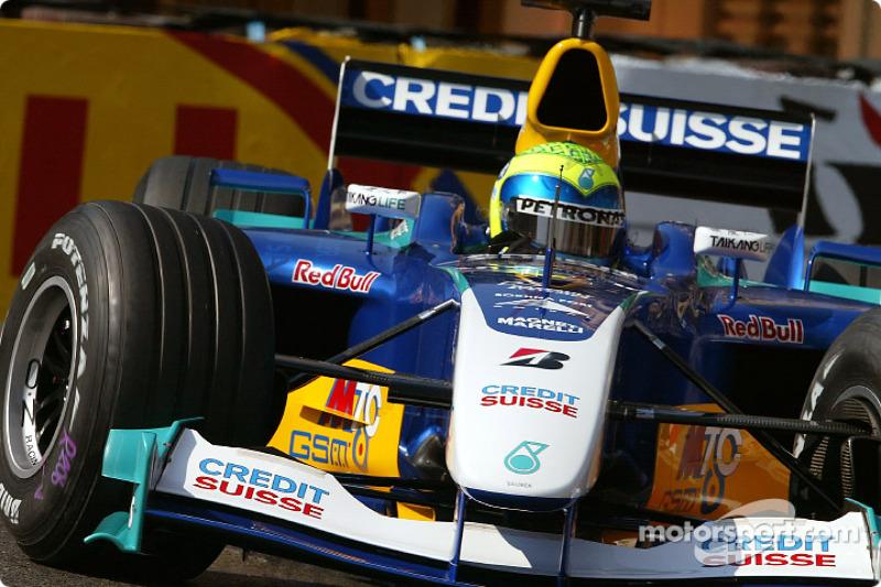 Felipe Massa, 2004