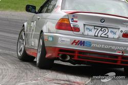 #72 QuickSilver Motorsports BMW 330ci: Tim Probert, Steve Olsen