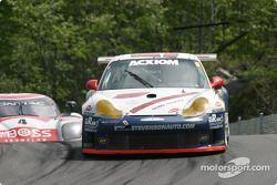 La Porsche GT3 RS n°57 du Stevenson Motorsports / Auto Assets (Chip Vance, Chad McQueen)