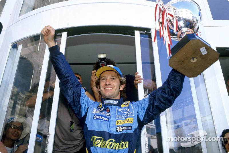 Jarno Trulli - 1 victoria