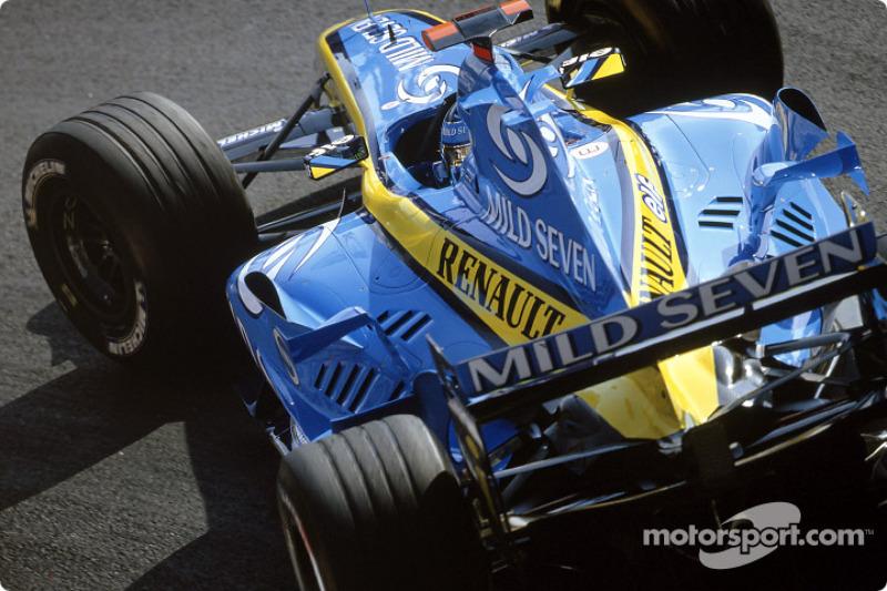 2004 Jarno Trulli, Renault