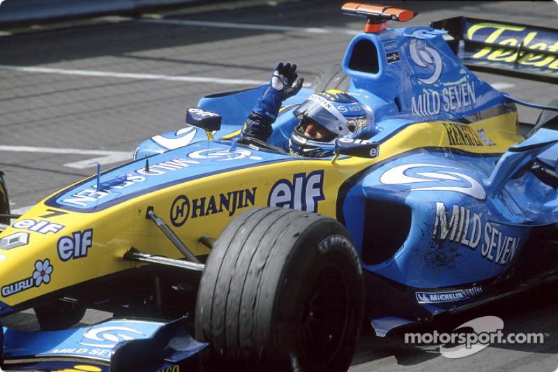 В Монако свои единственные победы в Ф1 одержали Ярно Трулли (2004) и Жан-Пьер Бельтуаз (1972)