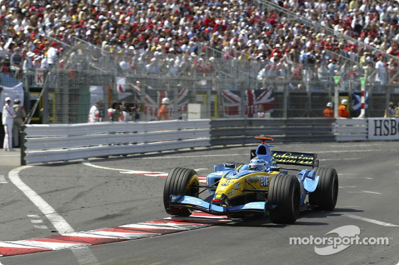 Jarno Trulli - 1 victoria (2004)