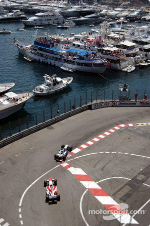 Ralf Schumacher and Cristiano da Matta