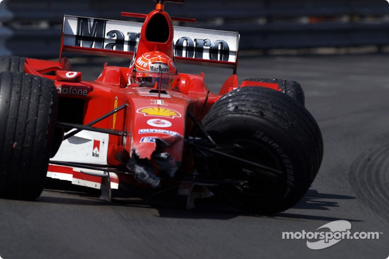 Michael Schumacher - 307 Grands Prix